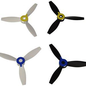 Parrot-Bebop-4-Propeller-2-wei-und-2-schwarz-0