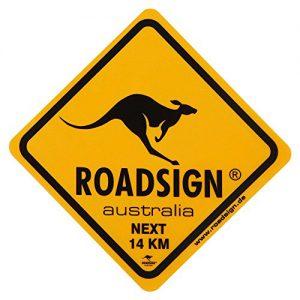 ROADSIGN-australia-Schild-Knguru-klein-0