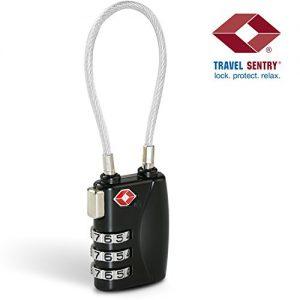 TSA-Koffer-Schloss-Kabelschloss-Zahlenschloss-Gepckschlsser-TSA-Reiseschlsser-3-stellige-Zahlenkombination-Bestes-TSA-anerkanntes-Zahlenschloss-fr-Reisesicherheit-Strapazierfhig-Reiseschlsser-TSA-Koff-0