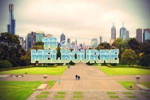 18 Dinge, die du in Melbourne getan haben musst