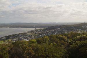 Albany – die älteste europäische Siedlung