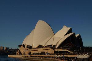 Die große Muschel von Sydney