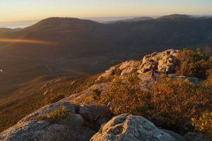 Noch 51 Minuten bis zum Sonnenuntergang im Wilsons Promontory Nationalpark