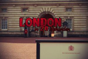 Video: London Sightseeing in 20 Sekunden