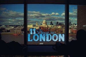 11 etwas andere Highlights für einen London Kurztrip (+ Tipps für die Anreise)