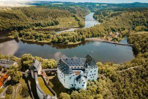 Urlaub in Thüringen – Entlang des Naturpark Thüringer Schiefergebirge / Obere Saale