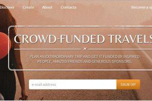 Crowd-Funding für Reisen
