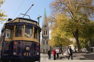 Christchurch – Neuseeland