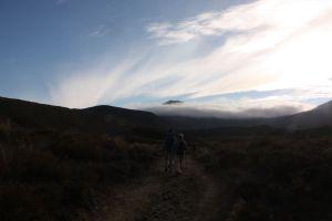 Tongariro Crossing: Mondlandschaft auf der Erde