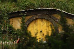 Hobbiton: Einmal wie Frodo im Auenland