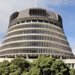 Wellington Parlament
