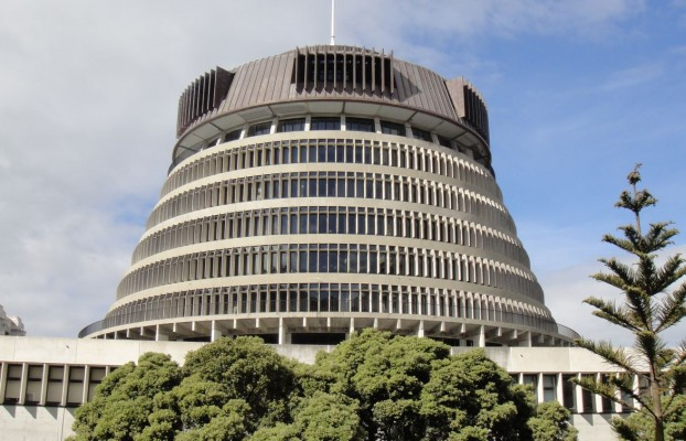 Wellington Parlament