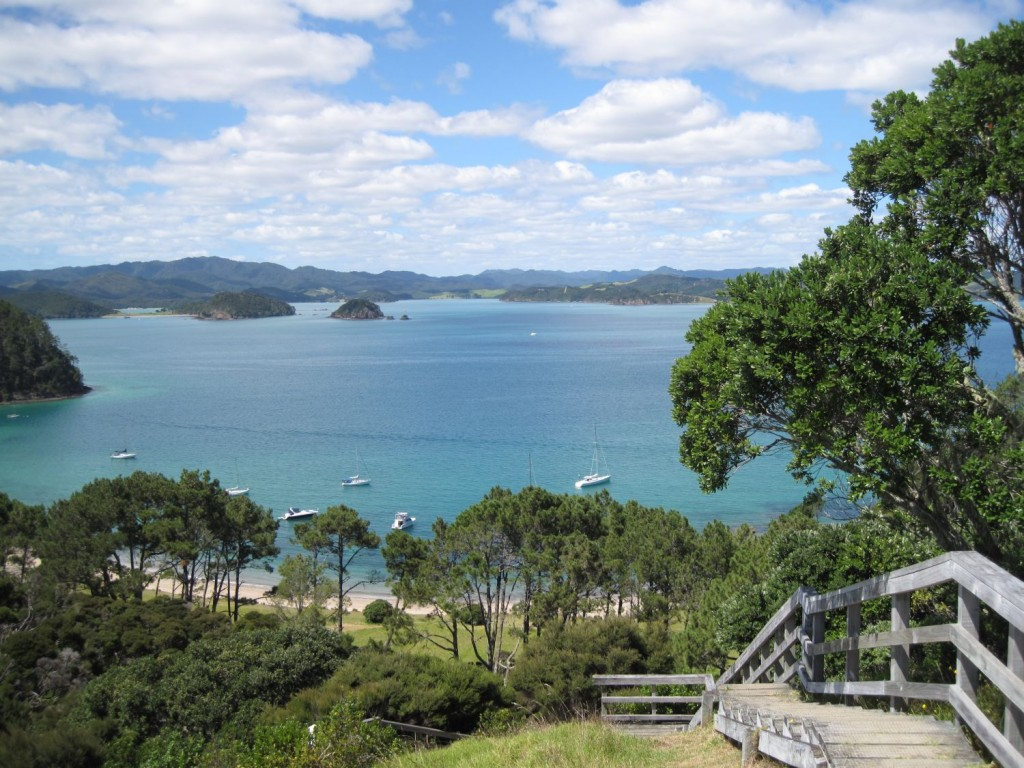 Bay of Islands Neuseeland