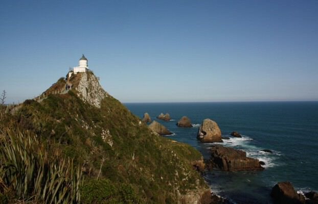 Nugget Point Catlins Neuseeland