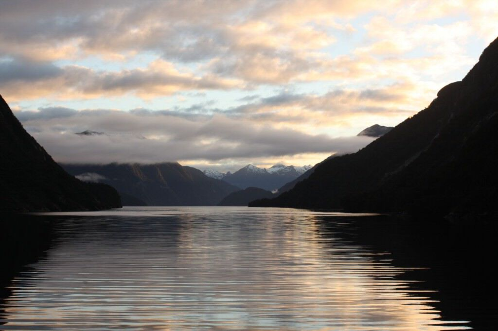 Doubtful Sound Neuseeland