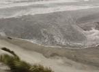 Wharariki Beach mit Archway Islands