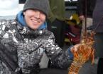 Crayfish fischen