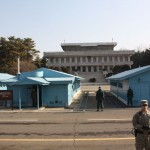 Un-Gebäude Panmunjeom