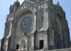 Wallfahrtskirche auf dem Monte Santa Luzia