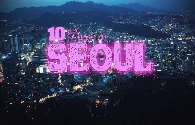 Sehenswürdigkeiten in Seoul
