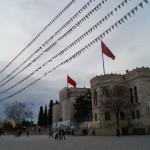 Platz in Istanbul