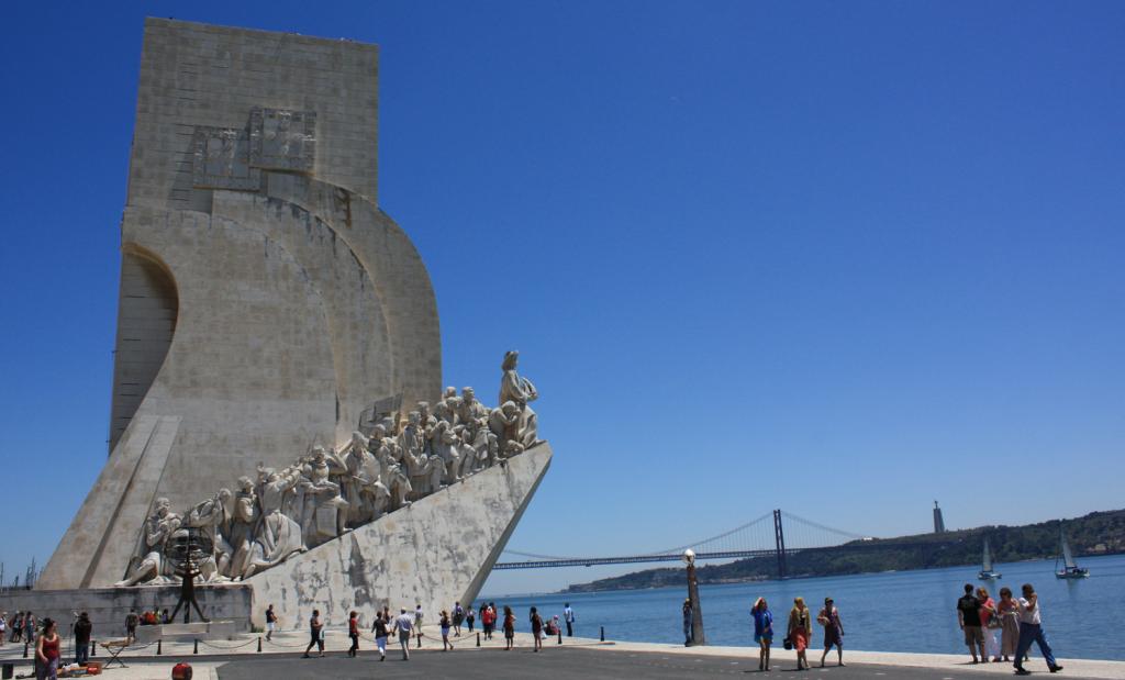 Entdeckerdenkmal-Lissabon