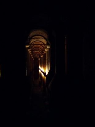 Zisterne Basilika
