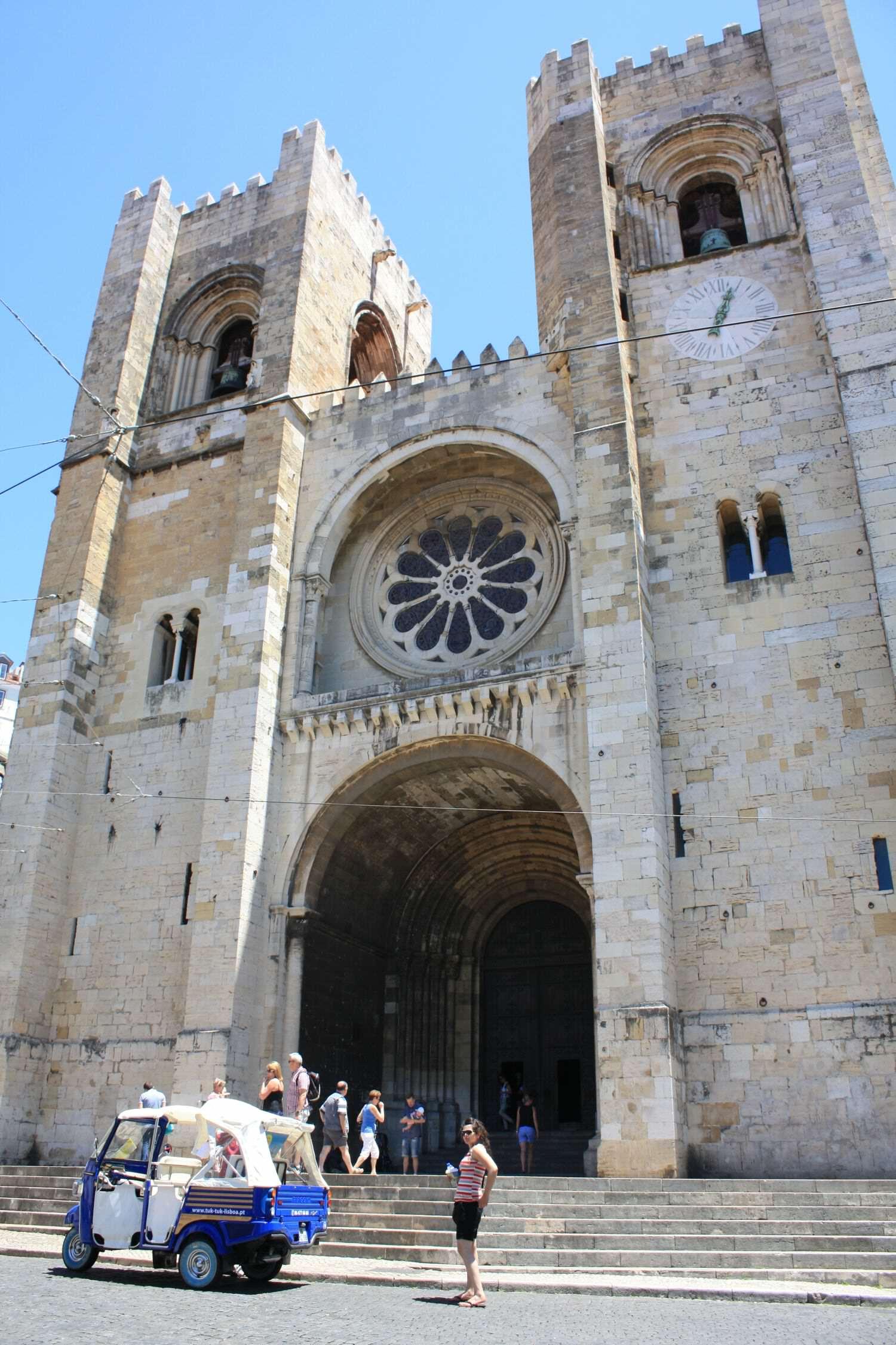 Catedral Sé Patriarcal Lissabon