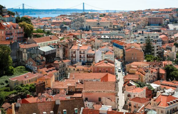 Miradouros in Lissabon