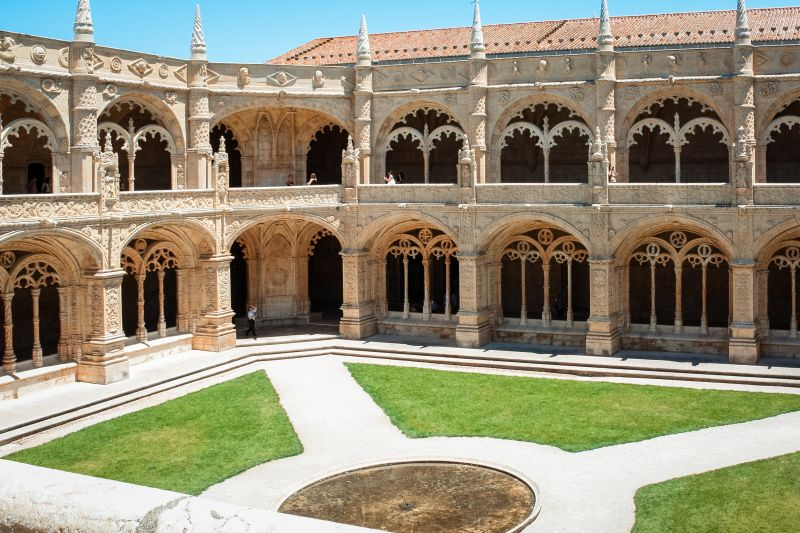 Portugal Route Mosteiro dos Jerónimos