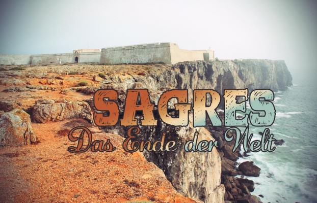 Surfen in Sagres Algarve Portugal