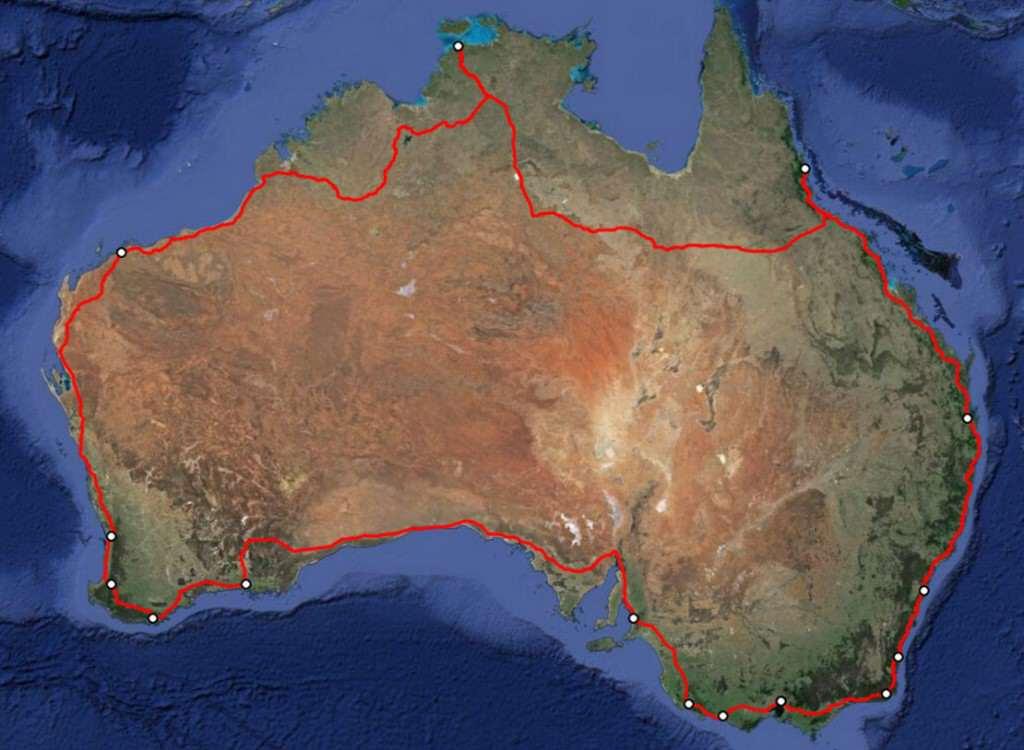 Australien Highway 1