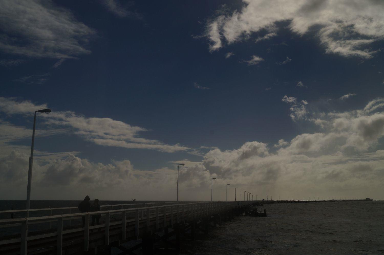 Westküste Australien: 1840 Meter langer Anlegesteg in Busselton