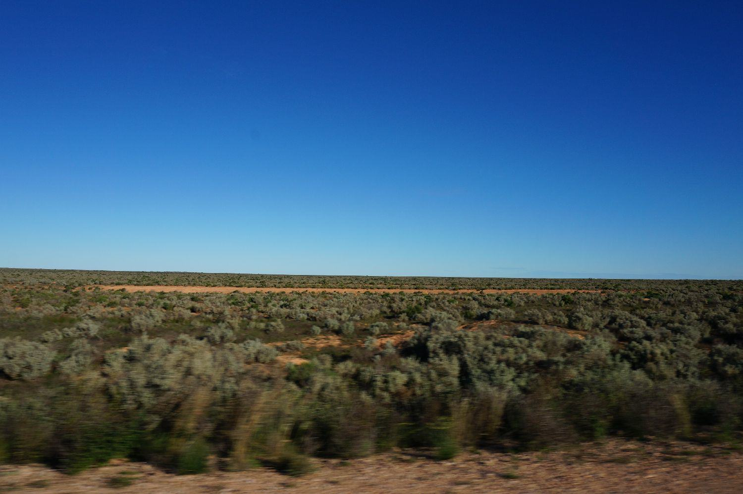 Südaustralien Nullabor Plains