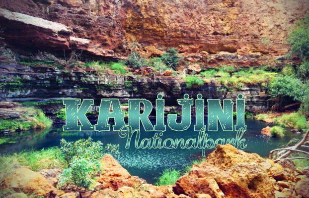 Karijini Nationalpark in Australien