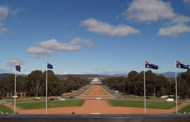 Canberra Australien