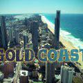 Surfers Paradise in der Gold Coast in Australien