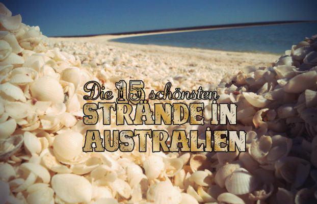 Die 15 schönsten Strände in Australien