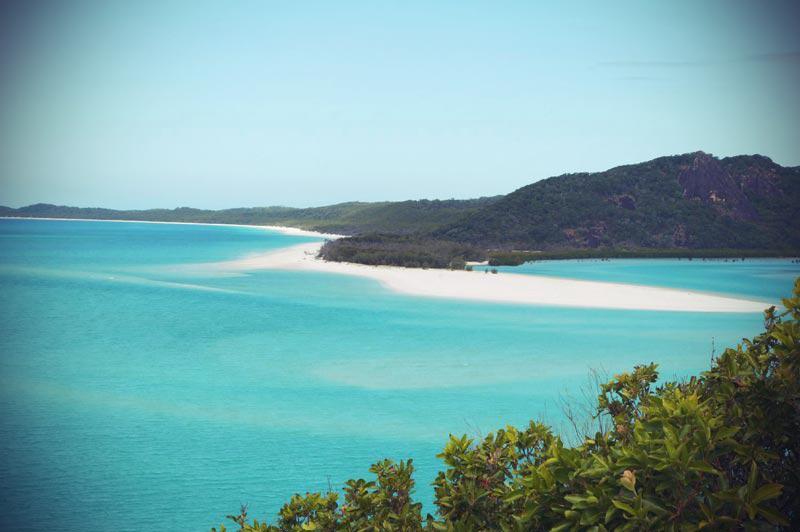 Whitehaven Beach Whitsundays Australien