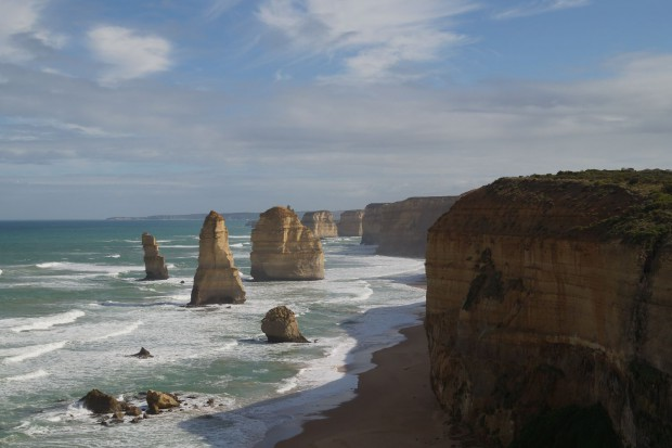 12 apostels great ocean road