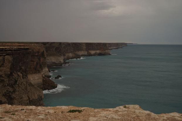 bunga cliffs