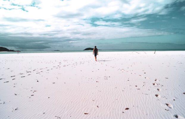 Australien Ostkueste Strand
