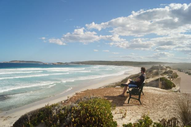 esperance twighlight beach