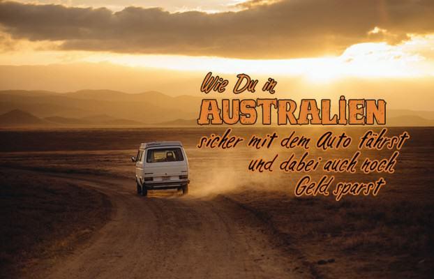 Auto fahren in Australien