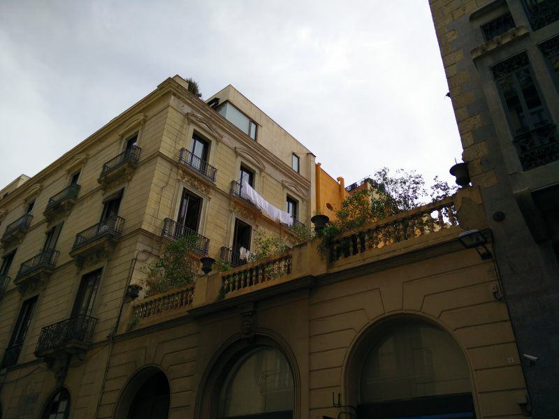 Balkon Barcelona