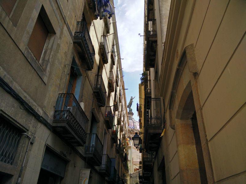 Santa Maria del Mar Barrio Gotico Barcelona