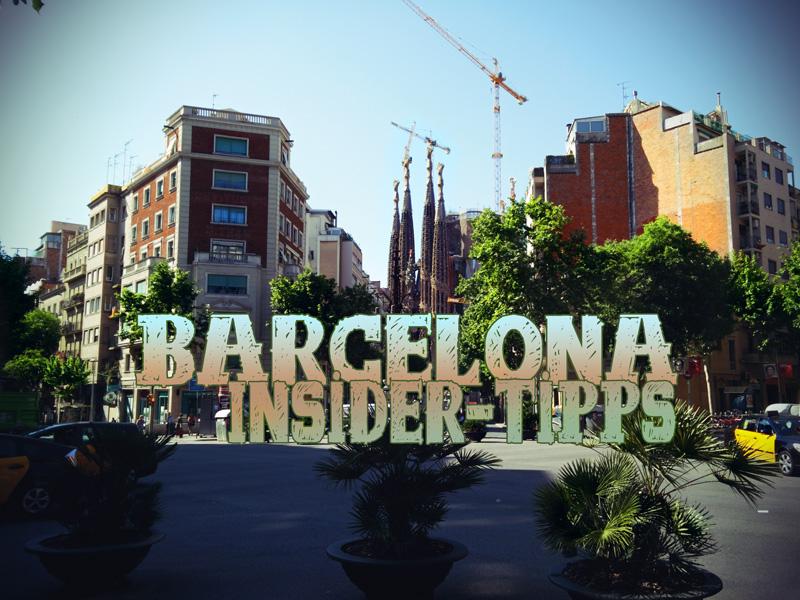 barcelona insider tipps barcelona g nstig stressfrei. Black Bedroom Furniture Sets. Home Design Ideas