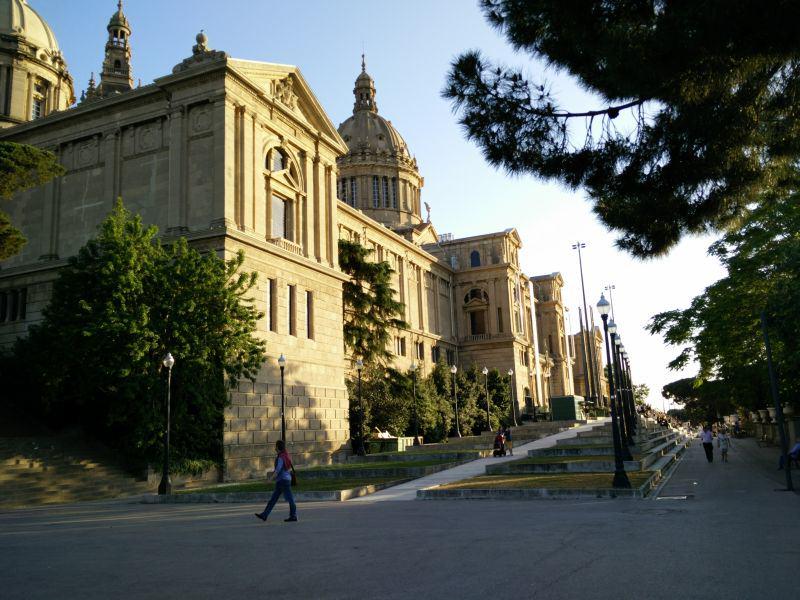 Nationalmuseum für katalanische Kunst