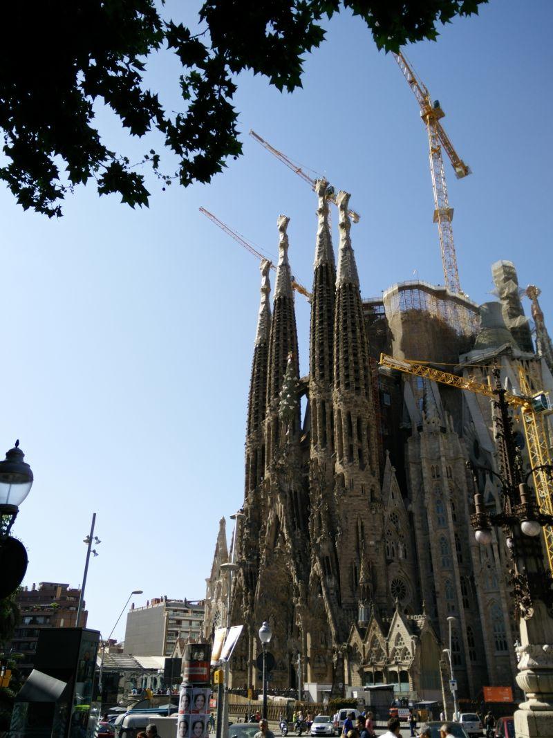 Kathedrale Sagrada Familia