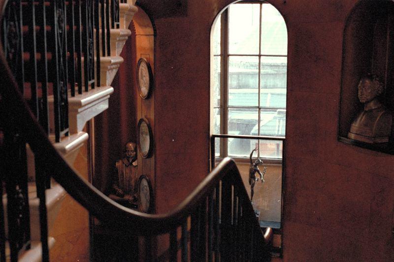 Treppenhaus im Sir Jogn Joane's Museum